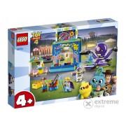 LEGO® Juniors 10770 - Mania de carnaval a lui Buzz és Woody