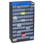 B2B Partner Plastová skříňka se zásobníky varioplus pro 53/100, 50 zásuvek