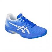 Asics Solution Speed FF Clay/Padel Women Blue Coast/White 39