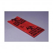 Medical Action Industries Infectious 'Bio-Hazard' Waste Bags-Disp/12-16 gallon Cs/250 Part No.108MP
