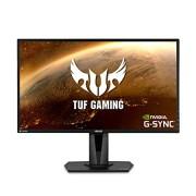 """ASUS TUF Gaming VG27AQ 27"""" G-SYNC Gaming Monitor 165Hz 1440p 1ms IPS Eye Care DP HDM"""