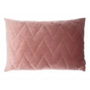 Riverdale Chelsea kussen 40x60 oudroze polyester