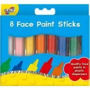 Set pictura pe fata in 8 culori