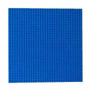 "Classic Baseplates 10"" x 10"" Stackable Brick Base Plate by Strictly Briks 