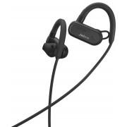 Casti Alergare Jabra Elite Active 45e, Bluetooth, Microfon (Negru)
