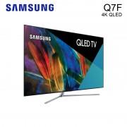"Samsung QA75Q7FAMW 75"" QLED Smart TV"