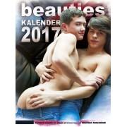 Calendar 2017 Beauties