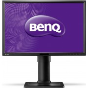 "BenQ BL2411PT 24"""" Full HD IPS Negro pantalla para PC"