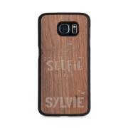 YourSurprise Coque en bois Samsung Galaxy s6 - Gravée