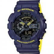 Ceas barbatesc Casio G-Shock GA-110LN-2AER Layered Neon Color