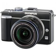 Digitalni foto aparat E-PL1 1442 KIT black/black N3839292 Olympus