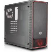 Carcasa Cooler Master MasterBox E500L Red Window