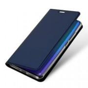 Husa Flip Cover Premium Duxducis Skinpro Huawei P30 Pro Blue Navy