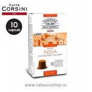 10 capsule cafea Corsini India Monsooned Malabar 5.2g