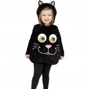 Disfraz TuDi de Gato Niño Gatita Niña Gatito Bebé Halloween