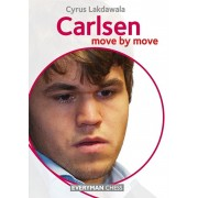 Carlsen. Move by Move, Paperback/Cyrus Lakdawala