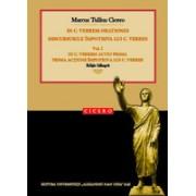 In C. Verrem orationes/ Discursurile împotriva lui C. Verres. Vol. I: In C. Verrem actio prima/ Primul discurs împotriva lui C. Verres