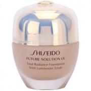 Shiseido Future Solution LX base iluminadora SPF 15 B40 Natural Fair Beige 30 ml