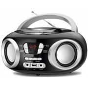 Micro Sisteme Audio Orion OBB-17CD13, 6 W, Bluetooth (Negru/Argintiu)