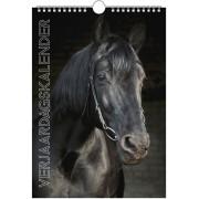 verjaardagskalender - paarden