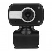 Clip HD Casa Webcam Cámara USB para ordenador portátil cámara con micr