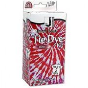 Jacquard Jewel Tones Tie-Dye Kit (Ruby)