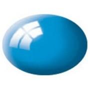 Aqua Light Blue Gloss