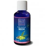 Herbes et Traditions Huile de Neem (Margousier) 50 ml - Régénérante - Visage et Cheveux