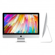 Apple iMac 27 ин., Hexa-core i5 3.1GHz, Retina 5K/8GB/1TB/Radeon Pro 575X w 4GB, BG KB (модел 2019)