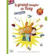 Le grand imagier de Foxy - en anglais