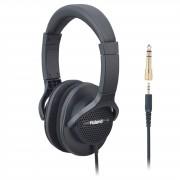 Roland RH-A7 BK Halboffener Kopfhörer schwarz