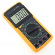 Multimetru digital 920 prevazut cu carcasa protectoare antisoc