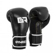Gants de boxe - 14 oz - Paume Mesh - Noirs