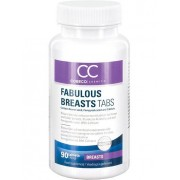 Cobeco Pharma Cobeco: Fabulous Breasts Tabs, 90 tabletter