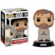 Funko Pop Luke Skywalker Star Wars Mark Hamill