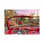 Educa Párizs autóból puzzle, 1500 darabos