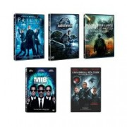 Set 5 Filme Man Power DVD