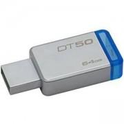 Флаш памет Kingston DataTraveler 50, 64GB USB3.0 KINGSTON /DT50