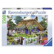 Ravensburger puzzle casuta in anglia 1500 piese