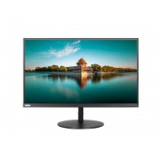 "Lenovo ThinkVision P27h 27"" Quad HD LED Plana Negro pantalla para PC"