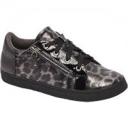 Graceland Panterprint sneaker vetersluiting