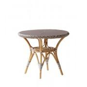 Sika-Design Danielle ø60 sidobord cappuccino rotting, sika-design
