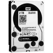 "HDD WD 2TB, Desktop Black, WD2003FZEX, 3.5"", SATA3, 7200RPM, 64MB, 60mj"