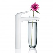 Baterie lavoar Grohe Eurostyle marimea XL culoare alb,maner decupat-23570LS3