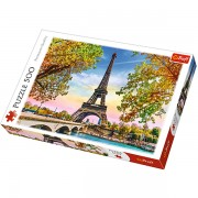 Trefl Puzzle Slagalica Romantic Paris 500 kom (37330)