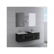 Distribain Meubles salle de bain DIS1500N Noir