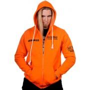 kapucnis pulóver férfi - Alcatraz - BANNED - HBN006