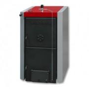 Centrala termica din fonta pe lemne si carbune Viadrus U22D7 35 kW 5 ani garantie