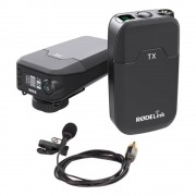 Rode Wireless RodeLink Filmmaker Kit - lavaliera, transmitator radio si receptor