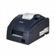 Epson TM-U220B mátrixnyomtató, USB, automata vágó, fekete